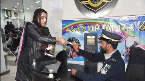 First transgender person issued a driving license in Islamabad