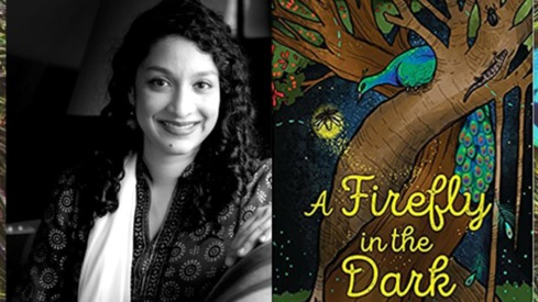 Shazaf Haider's novel A Firefly in the Dark is being adapted into a TV series