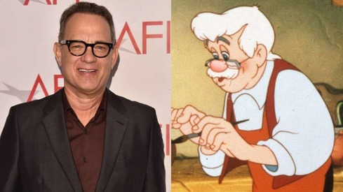 Tom Hanks may star in Disney's Pinocchio remake