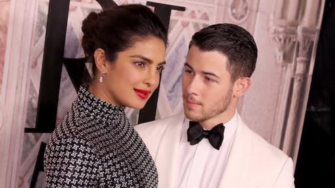 Nick Jonas slid into Priyanka Chopra's DMs and other details you never knew about their whirlwind romance