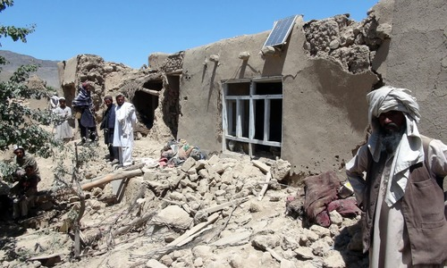 23 civilians killed in US air strike in southern Afghanistan, UN probe reveals
