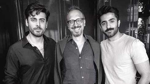 Fawad Khan will make a special appearance in Parey Hut Love