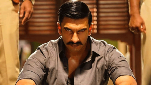 Ranveer Singh is every Bollywood cop in the Simmba trailer