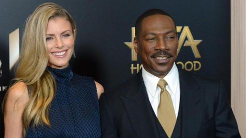 Eddie Murphy just welcomed his 10th child