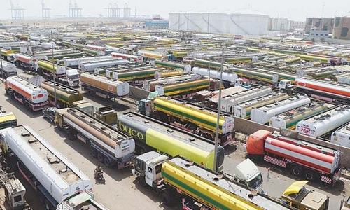 Shifting of oil tankers to terminal begins