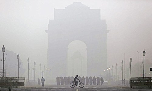 India's pollution watchdog fines Delhi $3.5m over toxic smog