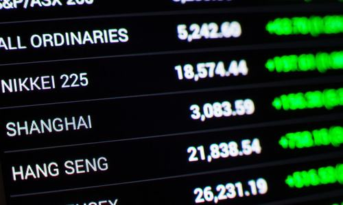 Asian markets sink with Wall St as confusion, uncertainty reign