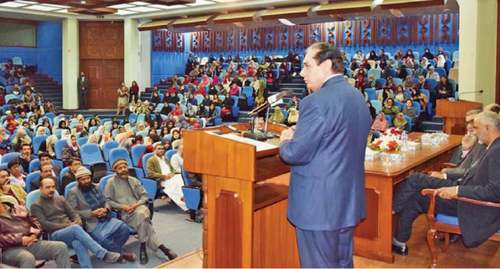 'Witch-hunt' launched against NAB: chairman