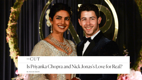 "Priyanka responds to The Cut article that alleged she ""scammed"" Nick Jonas into marrying her"