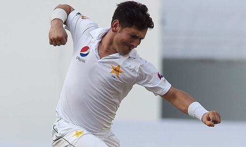PM Khan congratulates Yasir Shah on 'stellar' record-breaking performance