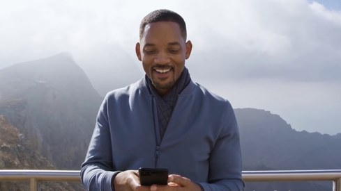 Will Smith kicks off 2018's YouTube Rewind