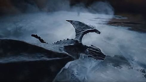 Game of Thrones drops teaser for season 8 and it's literally a battle between fire and ice
