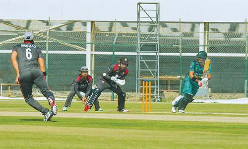 Solid Pakistan through to Emerging Teams Asia Cup semis