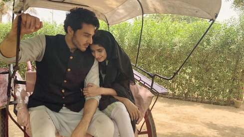 I play two different characters in Aangan, reveals Ahsan Khan