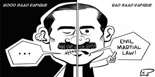 کارٹون : 9 دسمبر 2018