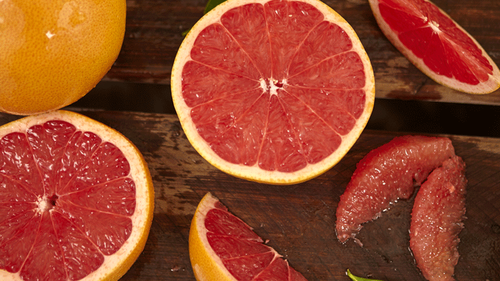 Winter calls for grapefruits and other citrus goodies