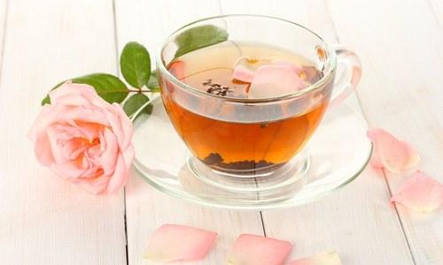 اس چائے کا ایک کپ روزانہ پینا توند سے نجات دلائے