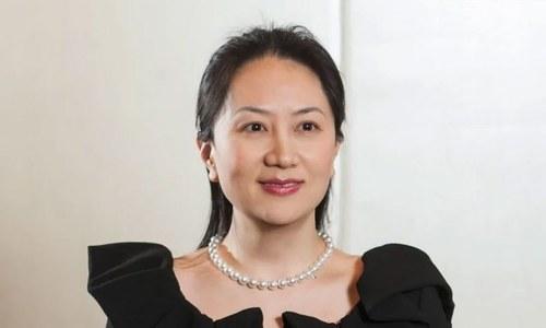 کینیڈا ہیواوے کی فنانشل چیف کو رہا کرے یا سنگین نتائج کیلئے تیار ہو، چین