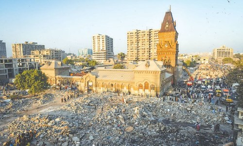 Platitudes overshadow consequences of Karachi anti-encroachment drive
