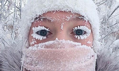 دنیا کے سرد ترین مقام میں خوش آمدید