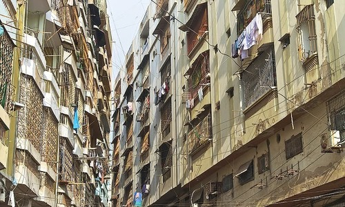 'Karachi needs 80,000 new housing units a year'