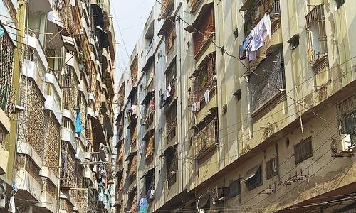 'Karachi needs 80,000 new housing units a year'