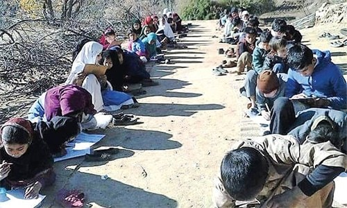 13 years on, 500 schools in hilly areas await reconstruction