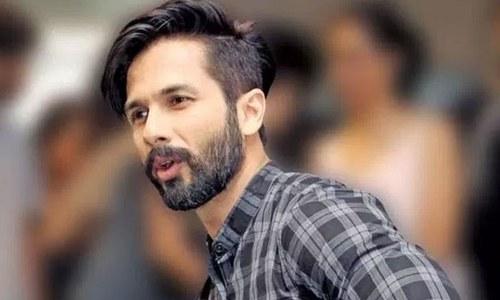 شاہد کپور نے کینسر کی خبروں پر خاموشی توڑ دی