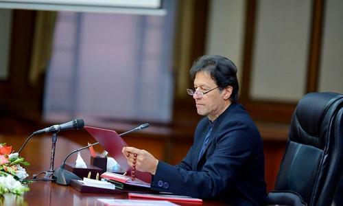 وزرا کی کارکردگی جانچنے کیلئے وفاقی کابینہ کا خصوصی اجلاس