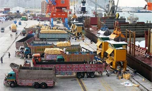 Balochistan cabinet shocked by CPEC presentation