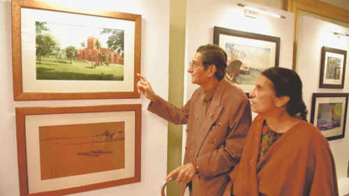 This exhibition of coins and stamps transports the viewer to Bangladesh