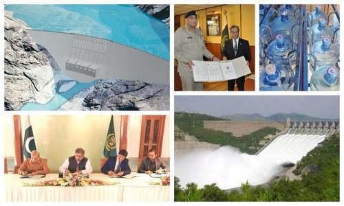 'پانی سے متعلق نئی حکومت کی سنجیدگی قابل تعریف ہے'