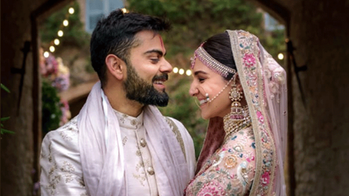 It's heaven when you marry a good man: Anushka Sharma on first wedding anniversary