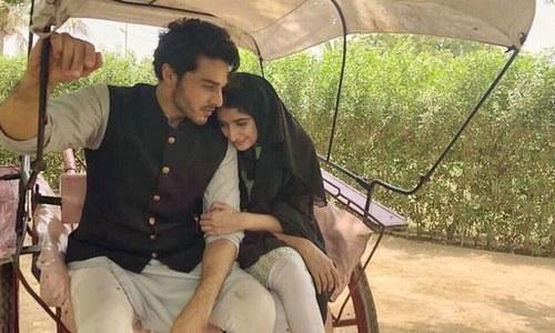 'آنگن' میں دو کردار نبھا رہا ہوں، احسن خان