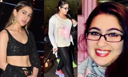 سارہ علی خان نے اپنا 30 کلو وزن کیسے کم کیا؟