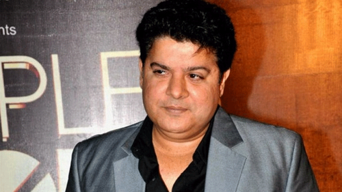 Sajid Khan suspended for a year by the Indian Film & TV Directors' Association