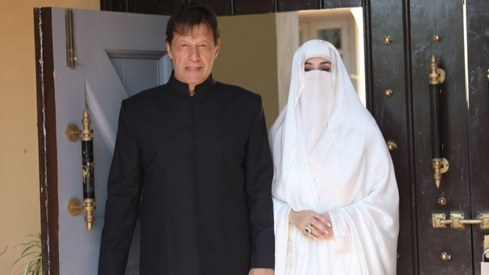 First Lady Bushra Manika was Pakistan's most Googled person in 2018