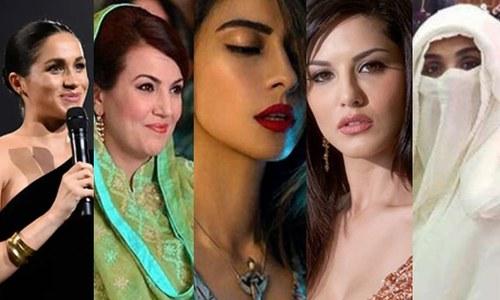 پاکستان میں سب سے زیادہ سرچ کی جانے والی شخصیات