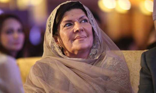 SC orders Aleema Khanum to pay Rs29.4m as fine, tax on foreign properties
