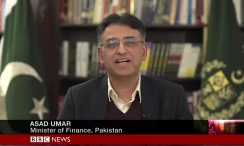BBC says omission of Kulbhushan Jadhav's name from Asad Umar interview 'not an act of censorship'