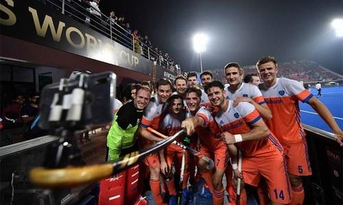 میزبان بھارت اور جرمنی ہاکی ورلڈ کپ سے باہر