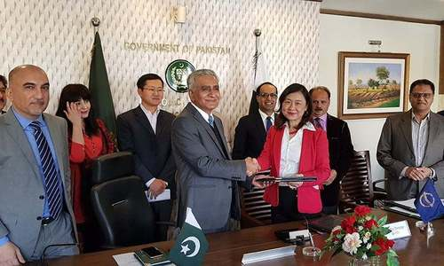 ADB unveils $7.5bn business plan for Pakistan