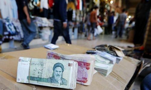 Iran engineers rial recovery as it defies US sanctions
