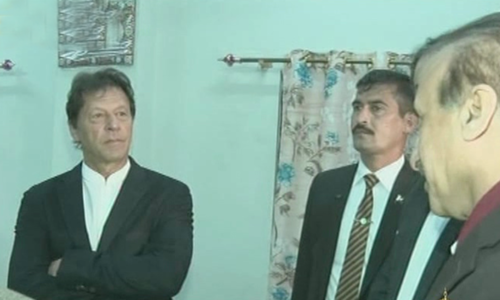 PM Khan inaugurates shelter home in Peshawar