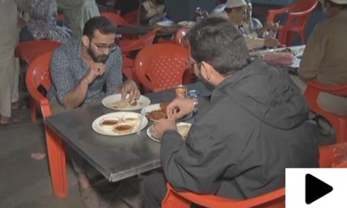کراچی میں سردی کی آمد کے ساتھ ہی مچھلی کی مانگ میں اضافہ
