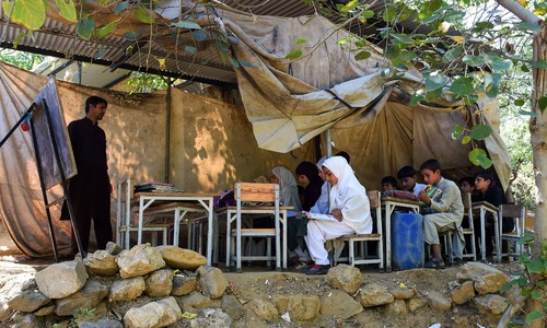 In Pakistan, public education suffocates under surging population
