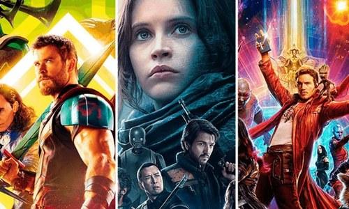 سال 2018 کی بہترین سائنس فکشن فلمیں