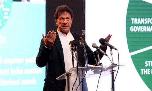 Go to your offices daily or get ready to be replaced, PM Khan warns KP ministers