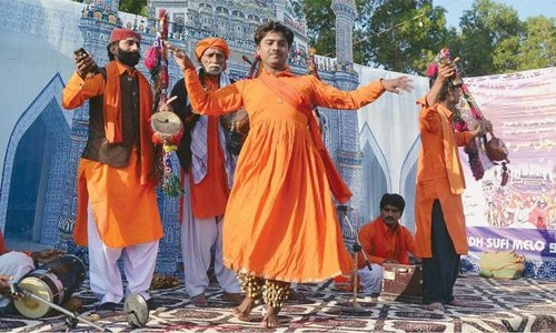 Hyderabad's Sufi Melo celebrates the mystic culture of Sindh