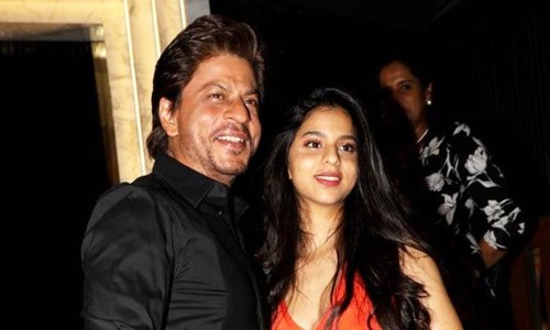 شاہ رخ خان کی بیٹی اداکارہ سے قبل ہدایت کار بن گئی